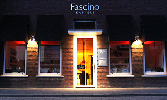 pand van Fascino Kappers op Hoge Ham Dongen