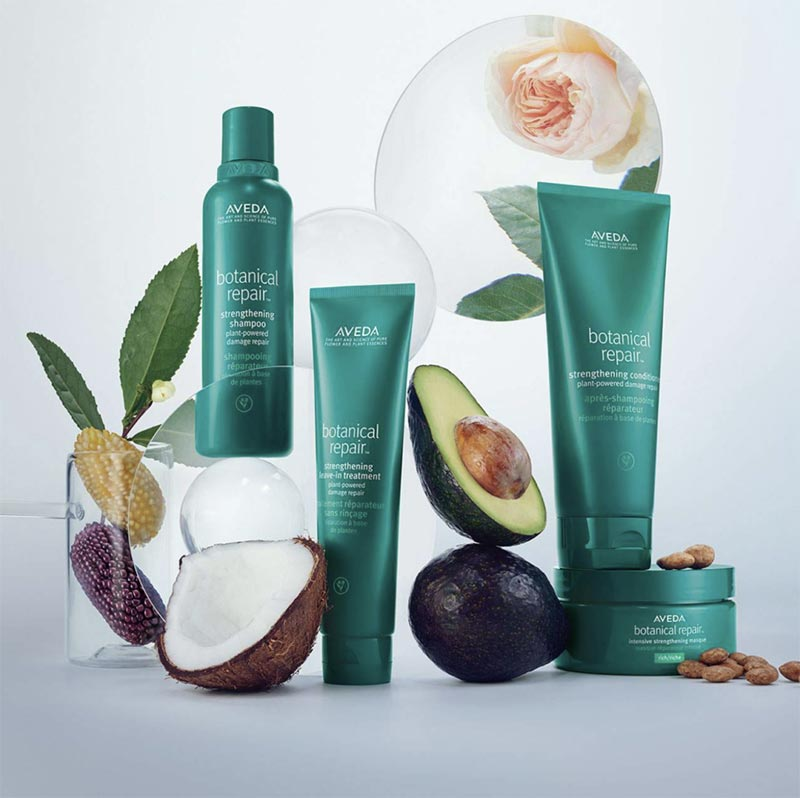 botanical repair producten Aveda